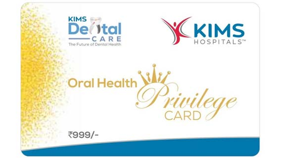 Kims dental hospital giving best promotion offers for all dental patients